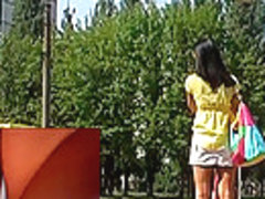 Upskirt video for my viewers