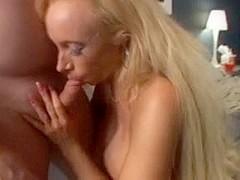 Mature Big Fake Titty Milf