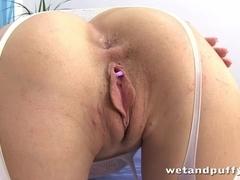 WetAndPuffy Video: Anal Rebecca