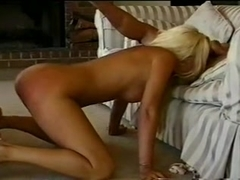 Rough Sex, blonde gets used