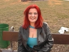 An Adventure with Olga and Her Huge Tits