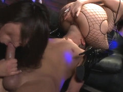Jynx Maze, Keiran Lee and Nicki Hunter