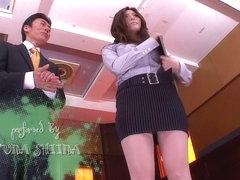 Yuna Shiina in Sexual No Panty Teacher part 2.4