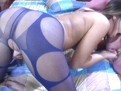 Pantyhose1 Video: Charlotte and Madeleine
