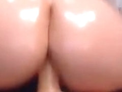 Amazing Amateur record with Toys, Ass scenes