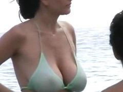 We can see through that bikini