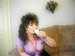Hawt Breasty Older British Cougar Assbanged