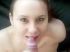 Wifes friend jessie sucking dick