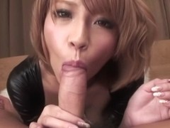 Amazing Japanese girl Sumire Matsu in Hottest JAV uncensored Hardcore clip
