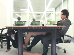 Office scene 1(censored)
