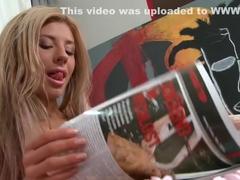 Amazing pornstar Victoria Tiffani in crazy lingerie, swallow porn movie
