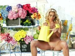 Horny pornstar Khloe Terae in Crazy Striptease, Showers porn clip