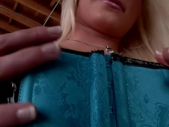 Amazing pornstar Anikka Albrite in best cumshots, pov adult movie