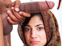 Nadia Ali in Nadia Fucks Her Black Neighbor - Movie