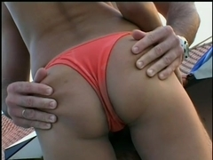 Fun In Paradise Leads To Poolside Fucking