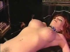 Clitoris Pumped and Shocked