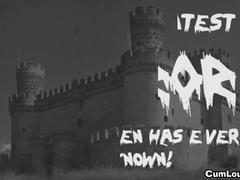 Frankenstein's Monster Parody XXX