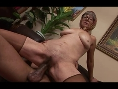 Granny Acquires Her Groove Back