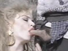 Chessie Moore Sucks 2 Cocks (Sorry No Sound)