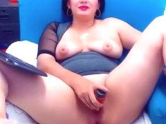 sensual_dana secret clip on 07/06/15 20:02 from Chaturbate