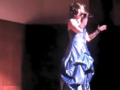 Burlesque Strip SHOW 029 Kami Oh THE SHELDON