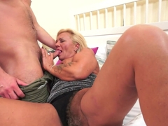Best pornstar in Horny Mature, Hairy xxx movie