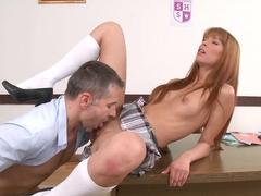 Crazy pornstar in Amazing Redhead, Big Ass adult scene