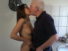 Horny pornstar Carolina Abril in best piercing, latina sex movie