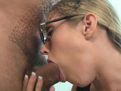 Incredible pornstar in Amazing Blowjob, Big Ass xxx video