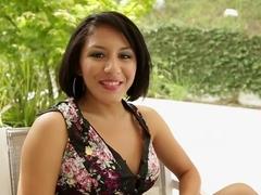Fabulous pornstar Eve Evans in exotic facial, latina porn video