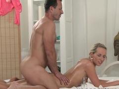 Incredible pornstar in Crazy College, Massage sex clip