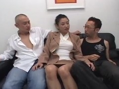 JPN hairless mature Creampie