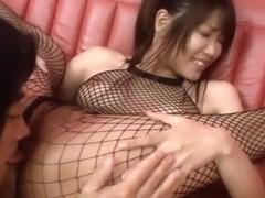 Horny Japanese chick Yuuno Hoshi in Best JAV uncensored Dildos/Toys scene