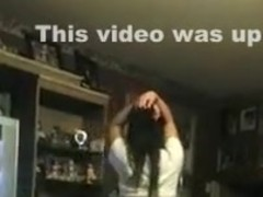 Nana dancing to' Pop dat '