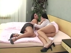 Veronika and Patricia