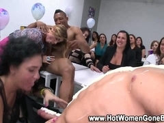 Clothed cock sucking hoes