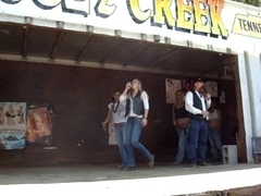 Boozy Creek Hotty Pagent  5-12-13