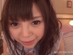 Arousing teen Rina Itou loves having anal sex