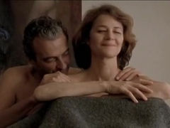 Maya Gaugler,Charlotte Rampling in Sous Le Sable (2000)