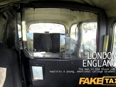 FakeTaxi: Jaded girlfriend in sex tape revenge