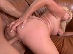 Sexy Mature Blonde Milf Get Fucked XXX video
