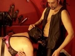 Extreme Bi by a Sexy Mistress - RTS
