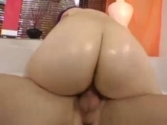 Teddi Holland's Large Butt Shakes As This Babe Bonks