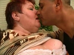 some other big beautiful woman  older has perspired hardcore sex