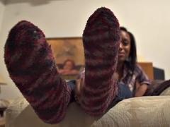 Savannah's Ebony Sole Relaxation