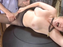 MaturesAndPantyhose Movie: Susanna M and Jerome A