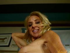 Best pornstar in Horny Masturbation, Mature xxx scene