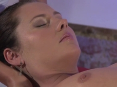Exotic pornstar in Horny Lesbian, Hairy xxx video
