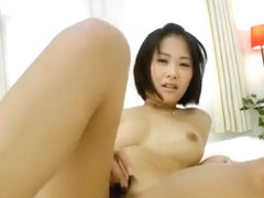 Best Japanese whore Misa Makise in Crazy Fingering, Handjobs JAV clip