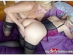 Sexy Hawt German Lesbo Beauties